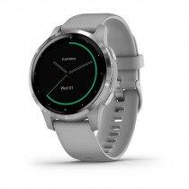"""Garmin vívoactive 4s reloj inteligente Plata 2,79 cm (1.1"""") GPS (satélite)"""