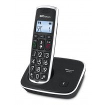 SPC Comfort Kaiser Teléfono Negro 7608N