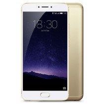 "Meizu MX6 14 cm (5.5"") 3 GB 32 GB SIM doble 4G USB Tipo C Oro Flyme OS 3060 mAh"