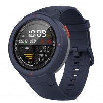 Xiaomi Amazfit Verge reloj deportivo Azul Pantalla táctil 360 x 360 Pixeles Bluetooth