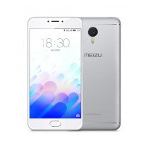 "Meizu M3 Note 5.5"" SIM doble 4G 2GB 16GB 4100mAh Plata, Blanco"