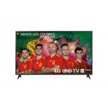 "LG 50UK6300PLB TV 127 cm (50"") 4K Ultra HD Smart TV Wifi Negro"