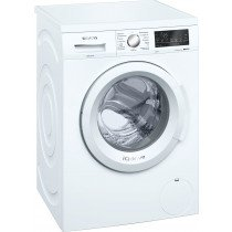 Siemens iQ500 WU12Q468ES lavadora Independiente Carga frontal Blanco 8 kg 1200 RPM A+++