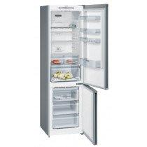 Siemens iQ300 KG39NVIDA nevera y congelador Independiente 366 L Acero inoxidable