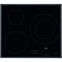 AEG IKB63301FB hobs Negro Built-in (placement) Con placa de inducción 3 zona(s)