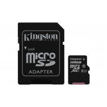 Kingston Technology Canvas Select memoria flash 128 GB MicroSDXC Clase 10 UHS-I