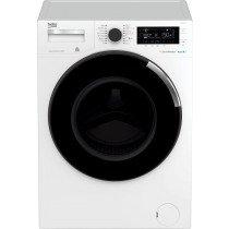 Beko WMP 8744 XD lavadora Independiente Carga frontal Negro, Blanco 8 kg 1400 RPM A+++-10%