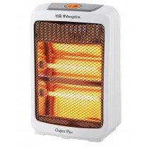 Orbegozo BP 3000 calefactor eléctrico Calefactor eléctrico halógeno Interior Blanco 1000 W