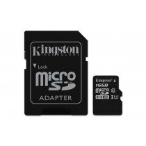 Kingston Technology Canvas Select memoria flash 16 GB MicroSDHC Clase 10 UHS-I