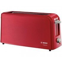 Bosch TAT 3A 004 tostadora 2 rebanada(s) Rojo 980 W