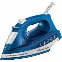Russell Hobbs 24830-56 Plancha a vapor 2400W Azul, Blanco plancha