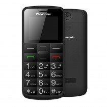 "Panasonic KX-TU110 4,5 cm (1.77"") Negro Característica del teléfono"