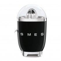 Smeg CJF01BLEU prensa de cítricos eléctricos Negro 70 W