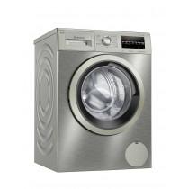 Bosch Serie 6 WAU24S5XES lavadora Carga frontal 9 kg 1200 RPM C Acero inoxidable