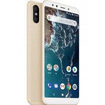 """Xiaomi Mi A2 15,2 cm (5.99"""") 4 GB 64 GB SIM doble 4G Oro 3010 mAh"""
