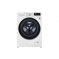 LG Series 500 F4WV5012S0W lavadora Independiente Carga frontal 12 kg 1400 RPM B Blanco