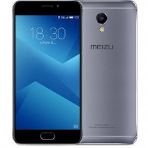 "Meizu M5 Note 14 cm (5.5"") 3 GB 32 GB SIM doble 4G Gris 4000 mAh"