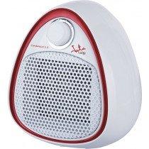 JATA TC73 calefactor eléctrico Calentador de ventilador Interior Rojo, Blanco 1200 W