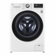 LG F4WV910P2 lavadora Independiente Carga frontal Blanco 10,5 kg 1400 RPM A+++-50%