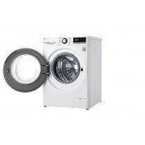 LG F4WV3010S6W lavadora Independiente Carga frontal Blanco 10,5 kg 1400 RPM A+++