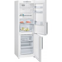 Siemens iQ300 KG36NVW3P nevera y congelador Freestanding (placement) Blanco 324 L A++