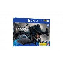 Sony PS4 + Call of Duty Modern Warfare Negro 1000 GB Wifi
