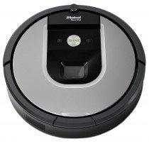 iRobot Roomba 965 aspiradora robotizada Sin bolsa Negro, Gris 0,6 L