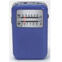 Daewoo DRP-8 Personal Analógica Azul radio