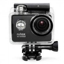 """Nilox 4K NAKED cámara para deporte de acción 4K Ultra HD CMOS 16 MP 25,4 / 2,5 mm (1 / 2.5"""") 75 g"""