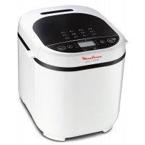 Moulinex OW210130 panificadora Acero inoxidable, Blanco 720 W
