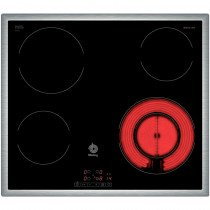 Balay 3EB721XR hobs Negro Built-in (placement) Cerámico 4 zona(s)