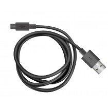 Ksix B1740CU03 cable USB 3 m 2.0 USB A Micro-USB B Negro