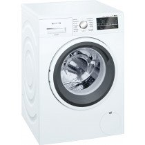 Siemens iQ500 WM10T469ES lavadora Independiente Carga frontal Blanco 8 kg 1000 RPM A+++
