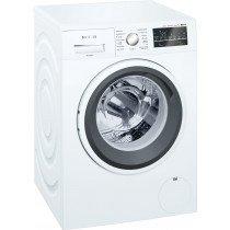 Siemens iQ500 WM10T469ES lavadora Independiente Carga frontal Blanco 8 kg 1000 RPM A+++