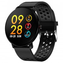 "Denver SW-171BLACK reloj inteligente IPS 3,3 cm (1.3"") Negro"