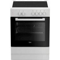 Beko FSS67000GW cocina Integrado Blanco Cerámico