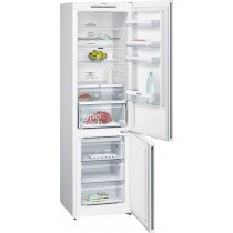 Siemens iQ300 KG39NVW3A nevera y congelador Freestanding (placement) Blanco 366 L A++