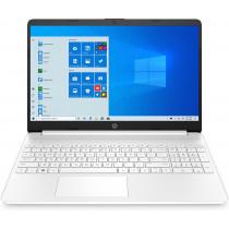 """HP 15s-eq1000ns Portátil 39,6 cm (15.6"""") HD AMD Athlon Silver 8 GB DDR4-SDRAM 256 GB SSD Wi-Fi 4 (802.11n) Windows 10 Home Blanco"""