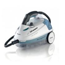 Ariete 4147 limpiador a vapor Limpiador a vapor portátil 1,1 L 1500 W Negro, Azul, Blanco
