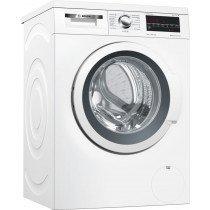 Bosch Serie 6 WUQ28468ES lavadora Independiente Carga frontal Blanco 8 kg 1400 RPM A+++-30%