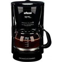 Ufesa CG7212 Allegro 20 Cafetera de filtro Negro 1 L 6 tazas