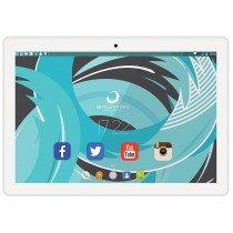 "Brigmton BTPC-1024QC-B tablet 25,4 cm (10"") Allwinner 2 GB 16 GB Wi-Fi 4 (802.11n) Blanco Android 6.0"