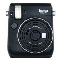Fujifilm instax mini 70 62 x 46mm Negro cámara instantánea impresión