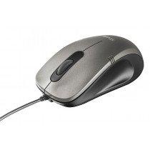 Trust 20404 ratón USB tipo A Óptico 1000 DPI Ambidextro
