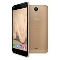 "Wiko Harry 12,7 cm (5"") 3 GB 16 GB SIM doble 4G Oro 2500 mAh"