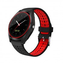 "Muvit MIOSMW011 smartwatch IPS 3,1 cm (1.22"") Negro 2G"