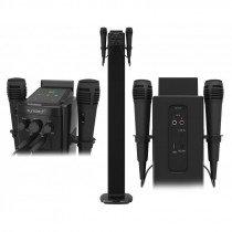 Sunstech STBTK150 sistema de karaoke Hogar Alámbrico