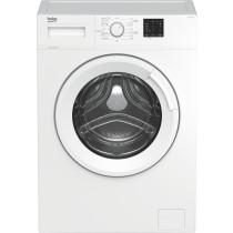 Beko WRV 6611 BWR lavadora Independiente Carga frontal 6 kg 1200 RPM E Blanco