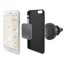 Ksix B9000SU09 soporte Teléfono móvil/smartphone Negro Soporte pasivo