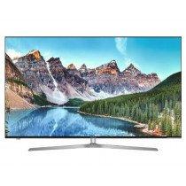"Hisense H55U7A TV 139,7 cm (55"") 4K Ultra HD Smart TV Wifi Negro, Plata"
